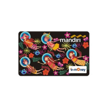 MANDIRI e-Money - Anak Nusantara (Indonesia Series)
