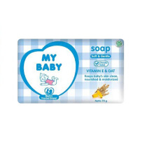My Baby Bar Soap Soft & Gentle 70gr