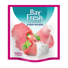 BAYFRESH Everywhere Strawberry and Cream 70g