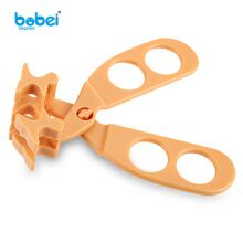 Bobeielephant Baby Food Grinding Scissors Tool YELLOW