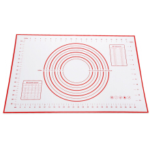 Silicone Heat Resistance Dough Flour Mat Table Pad