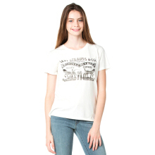 LEVI'S Perfect Tee Two Horse - White