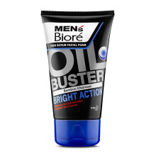 MEN'S BIORE Facial Foam Bright Action 100gr