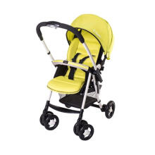 COMBI Urban Walker Stroller - Lime Yellow