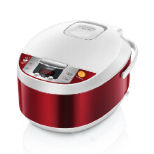 MIDEA Rice Cooker MRD-5001 R - Red