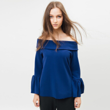 Bel.Corpo Candice Top - Navy