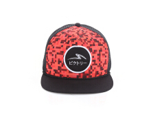 SPECS MIZU TRUCKER CAP - BLACK/RED [NS] 903380