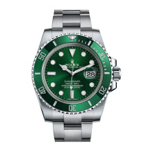 ROLEX Submariner Date 4000 40 mm - Green  116610LV  b9b9857c0f