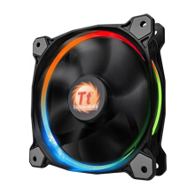 THERMALTAKE Riing 12 LED Fan 256 Color LED Switch/RGB