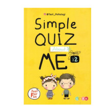Simple Quiz About Me Seri 2 - @Test_Psikologi - 9786026283092