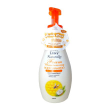 LEIVY Foam Body Shampoo Royal Jelly With Coconut Extract 1000ml