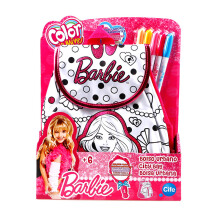 CIFE Color Me Mine Diamond City Bag Barbie 86599