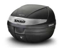 SHAD SH 29 Box Motor Black