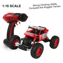 BESSKY 1/18 2.4GHZ 4WD Radio Remote Control Off Road RC Car ATV Buggy Monster Truck_