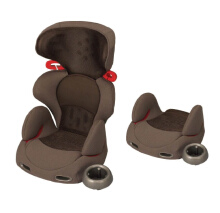 COMBI Buon Car Seat - Mesh Brown