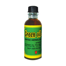 CAP LANG Green Oil 3ml