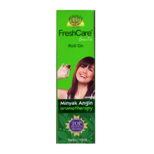FRESH CARE Minyak Angin Aromatherapy Green Tea 10ml