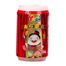 YUPI Calci Bean Bottle 70gr