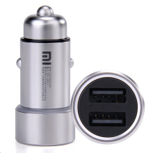 XIAOMI Mi Car USB Charger - Black