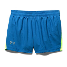 1252068-438 UNDER ARMOUR UA LAUNCH SPLIT SHORT - Squadron [SM]