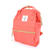 ANELLO Oxford Backpack Coral Pink