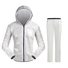 Cycling Jersey MultiFunction Jacket Rain Waterproof Windproof TPU Raincoat  Bicycle Equipment Clothes 4 colors