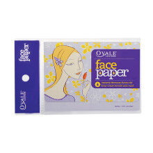 OVALE Face Paper Xtra Big 1box