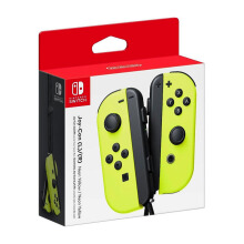 NINTENDO Joy Con Switch - Neon Yellow