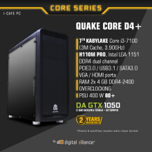 DIGITAL ALLIANCE Quake Core D4+