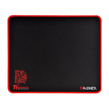 TT eSports Dasher Red Gaming Mouse Pad