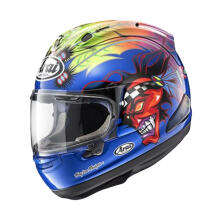 Arai RX7X Russel Helm Full Face - Graphic Blue