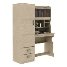 Ivaro - Expo Study Desk 1512 - Brown Brown big