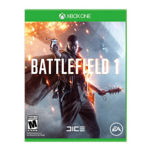 MICROSOFT Xbox One Game - Battlefield 1