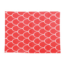 GLERRY HOME DÉCOR Red Passion Place Mat - 30x40Cm