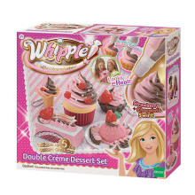 WHIPPLE Double Crème Dessert Set - Chocolate Strawberry