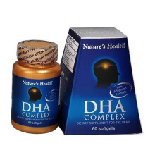 NATURE'S HEALTH DHA Complex 500mg 60 Softgels