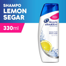 HEAD & SHOULDERS Shampoo Lemon Fresh (Anti Dandruff) 330 ml