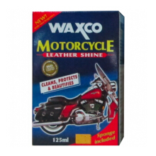 WAXCO Motorcycle Leather Shine  WX-125-MS