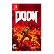 NINTENDO Switch Game - DOOM