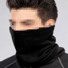 3-in-1 Winter Skiing Cycling Hiking Scarf Neck Warmer Face Mask Hat Snood