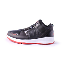 ARDILES Men Pride Basket Shoes - Black Red