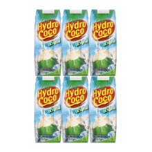 HYDRO Coco Original Banded 250ml x 6 pcs
