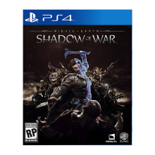 SONY PS4 Game Middle Earth: Shadow Of War - Reg 3