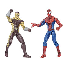 HASBRO Spider-Man - Spider-Man & Shocker Figures 2-Pack, 3.75-inch