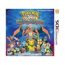NINTENDO 3DS Game Pokemon Super Mystery Dungeon