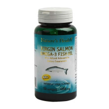 NATURE'S HEALTH Virgin S.Omega-3 Lemon 50 Softgels