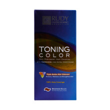 RUDY HADISUWARNO COSMETICS Toning Color Brownish Black 60ml