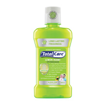 TOTAL CARE Mouthwash Lemon Herbs New 500ml