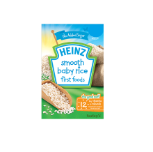 HEINZ Baby First Timer Pure Baby Rice Box - 100gr