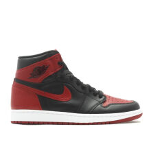 Air Jordan 1 Retro Bred 2016 Red Black US 9